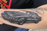 Full Car Buick Grand National Tattoos!