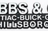 Assorted Buick Auto Dealers Trunk Badges Emblems
