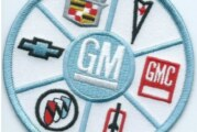 GM Buick UAW OEM Factory Patches