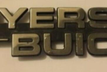 Buick Car Dealer Trunk Emblems
