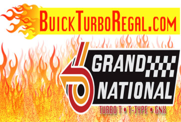 Rear Axle Codes for the Turbo Buick Regal