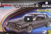 Buick GN Model Car Builds Reviews of Monogram Kits