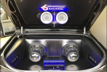 Buick Regal Trunk Stereo Audio Setups