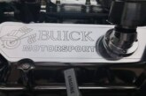 Custom Buick V6 Valve Covers