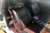 Custom Turbo Buick Regal Interior Add-ons