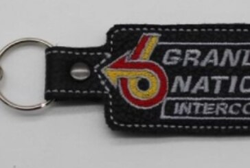 Buick Grand National Leather Acrylic Metal Key Chains