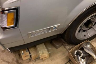 Changing Front Lower Cornering Light Bulbs (Regal Limited – Post 5 of 27)