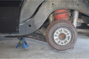 Traction Issues? Rear Lower OEM Trailing Arms Box-in DIY Suspension Stiffening