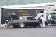 Vintage Buick Racing Action From Norwalk Race Track (2007 Buick Race Day?)