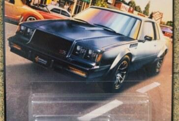 2021 Hot Wheels Boulevard 87 Buick Regal GNX Diecast Car