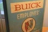 Cool Rare Original OEM Buick Factory Plant Items