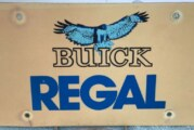 Buick Showroom & Custom Made Front License Plates
