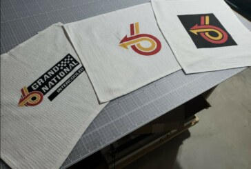 Buick Grand National GNX Shop Hand Towels