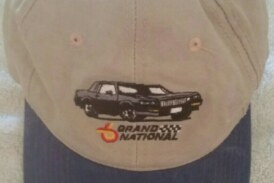 Buick Performance Racing Dealership Hats Caps