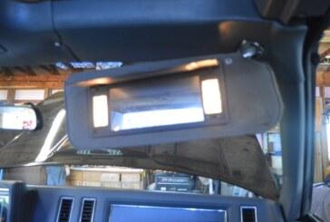 Changing Visor Vanity Mirror Light Bulbs (RH Passenger Post 22 of 27)