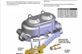 OEM Proportioning Valve Thread Sizes & Converting The Stock Prop Valve to 4 Wheel Disc Style How To