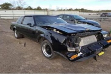 Buick Grand National Car Crash Accidents