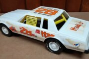 Gay Toys Hardees Buick Regal Plastic Race Car