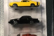 Maisto Fresh Metal 100 Collection Fresh Pack 5-pack Diecast Buick GN