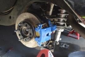 Installation of Rear Disc Brakes Setup (Conversion Part 3)