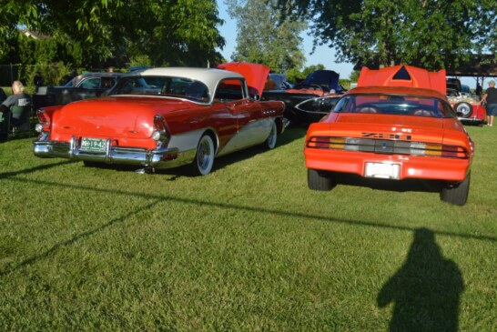 SCS VFW Hall July 2021 Friday Car Show