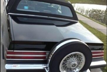 1986 Buick Regal Presidential Series