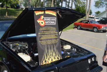 Car Show Display Signs For Buick Grand National