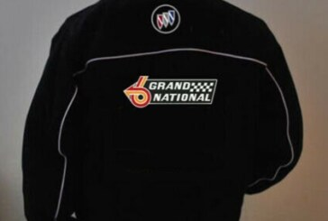Cool Buick Grand National Themed Jackets