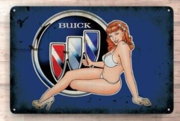 Custom Design Buick Grand National Garage Signs