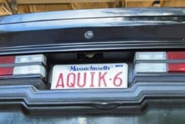 Buick 6 Cylinder Vanity License Plates