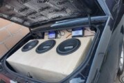 Examples of Subs & Speakers in Trunks of Turbo Buicks