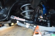 Front Coilover Spring Change on Buick GN (CS 2 of 3)
