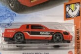 Hot Wheels '87 Buick Regal GNX Red Muscle Mania 2021