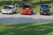 Marysville Hot Wheels Car Show August 2021