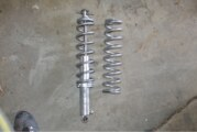 Rear Coilover Spring Change on Buick GN (CS 3 of 3)