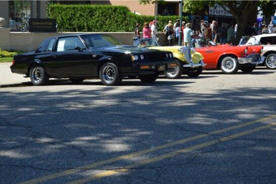 Rockin Rods N Rochester MI Car Show August 2021