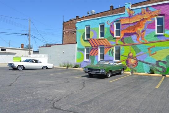 Utica's Gasoline Alley Car Show Aug 2021