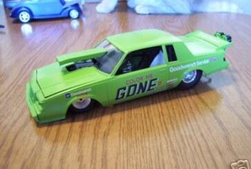 Custom Built Buick Regal Themed Model Car Toys