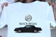 Buick Regal GN Power 6 Tee Shirts