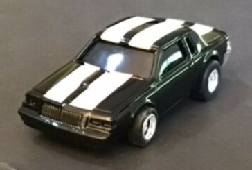 Buick Grand National TYCO AFX Slot Cars Custom Paint Schemes