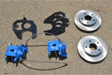 Install Rear Disc Brakes on Buick Grand National – Overview (Conversion Part 1)