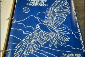 1978 Buick Product Selling Information Dealership Salesman Manual