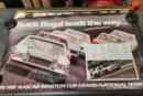 Buick Racing NASCAR Indy Cart Dealership Showroom Posters