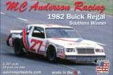 Buick Regal Stock Car NASCAR 1:24 Model Car Kits