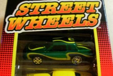 Racing Champions Street Wheels Buick Regals