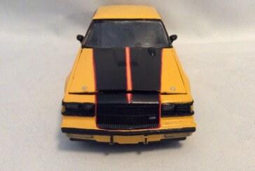 Custom Made Buick GN Monogram Model Car Kit