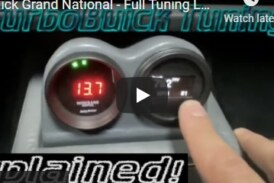 Buick Grand National Full Tuning Lesson! Learn the Basics TT Chip & AFR Tutorial!