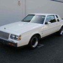 Buick Regal T-type: Very White